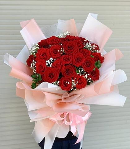Bó hoa sinh nhật đẹp An Giang