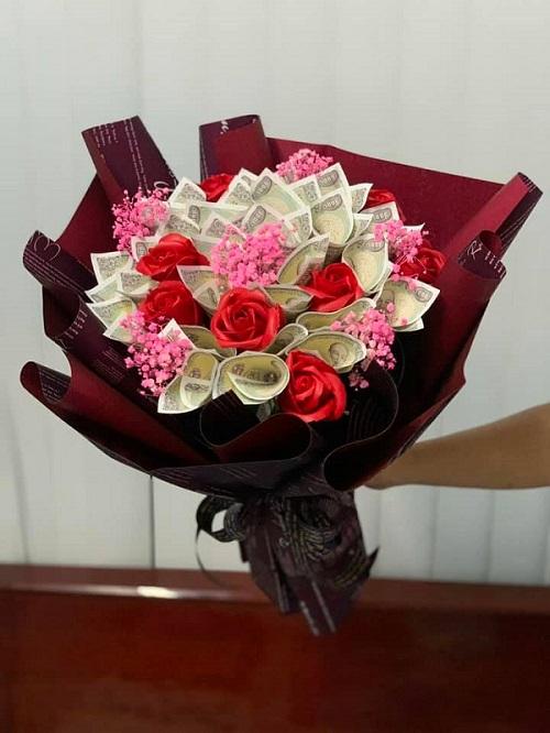 Bó hoa tiền An Giang