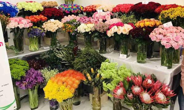Cửa hàng hoa tươi tại Bạc Liêu