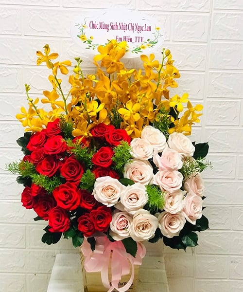 shop hoa tươi yên bái