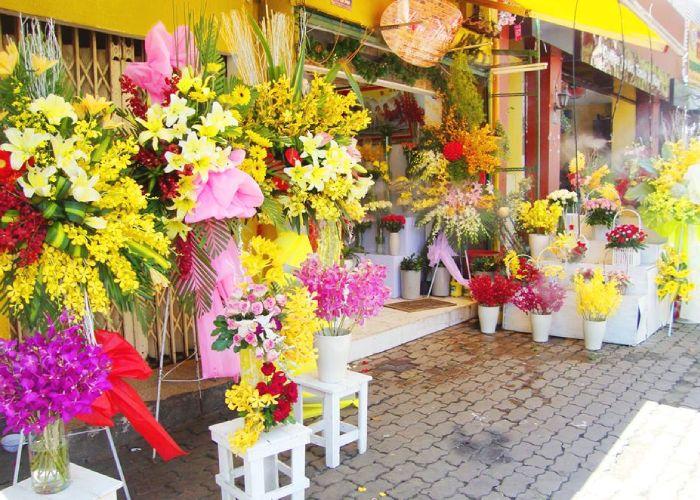 Shop hoa tươi Phú Giáo