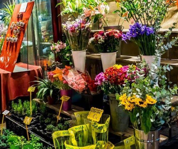 Cửa hàng hoa tại Đăk Lăk