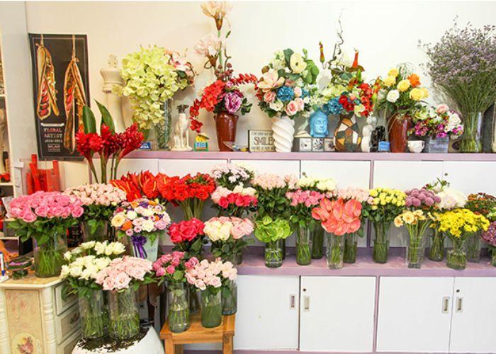 Shop hoa tươi Thống Nhất