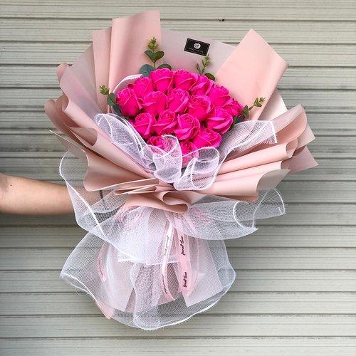 Bó hoa Sáp tại shop hoa tươi Gia Lai