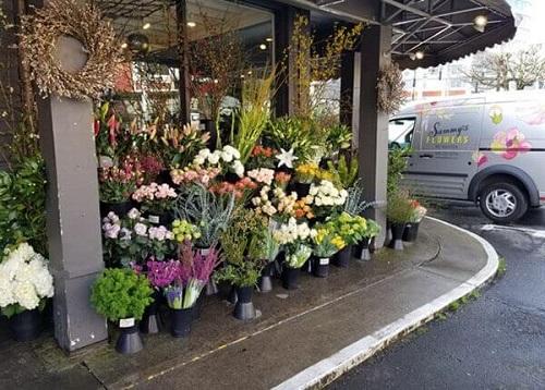 Cửa hàng hoa tươi Mỹ Đức