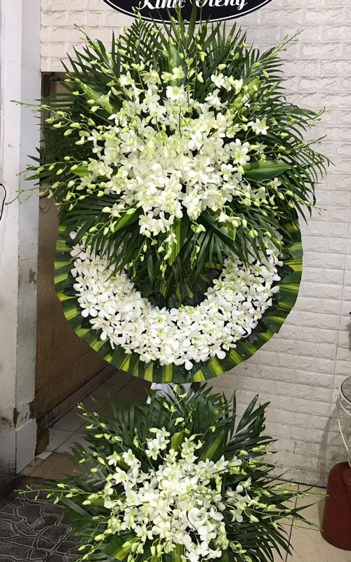Vòng hoa tang lễ Phú Xuyên