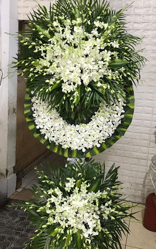 Vòng hoa tang lễ Phúc Thọ