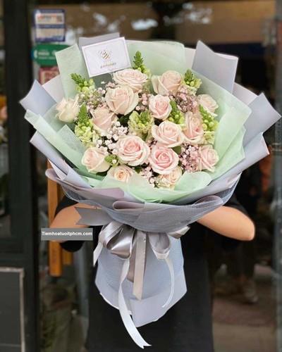 Bó hoa đẹp tặng sinh nhật Thanh Trì
