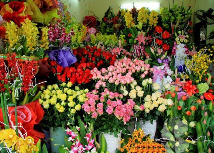 Shop hoa tươi Hải Dương