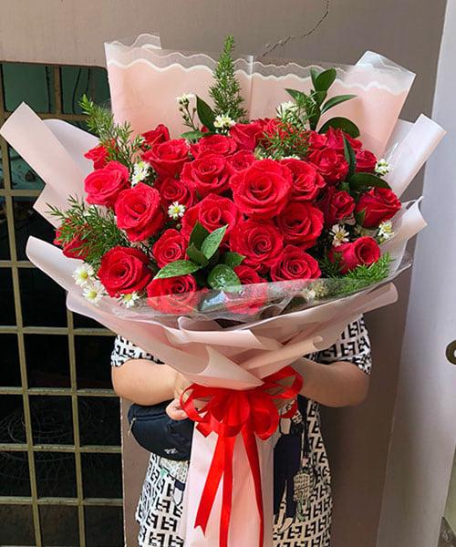 bó hoa đẹp sinh nhật