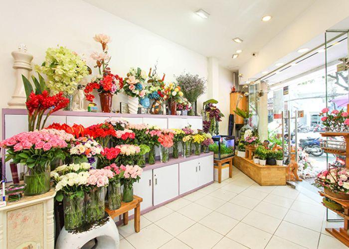 Shop hoa tươi Long An