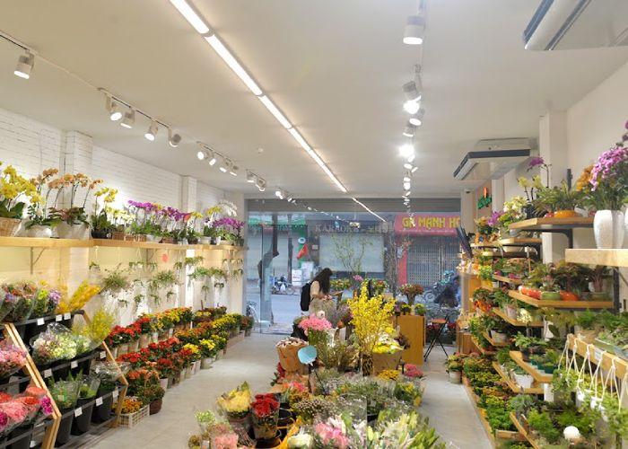 Shop hoa tươi Nam Định