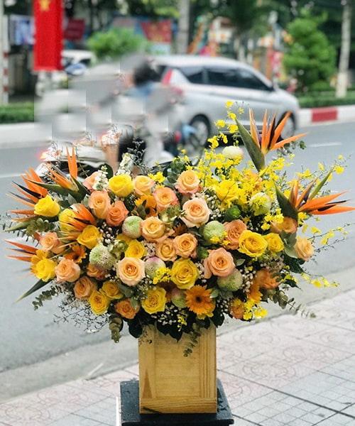 shop hoa tươi thái bình