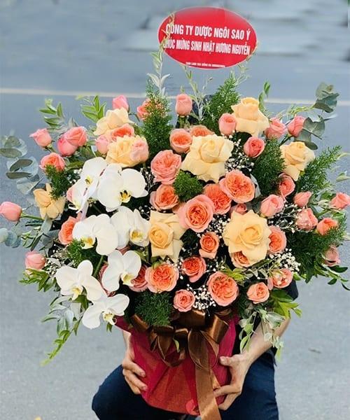 shop hoa tươi thái nguyên