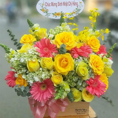 shop hoa ở thủ đức